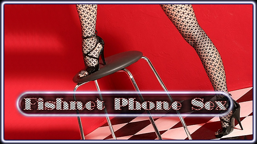 Fishnet Phone Sex page header